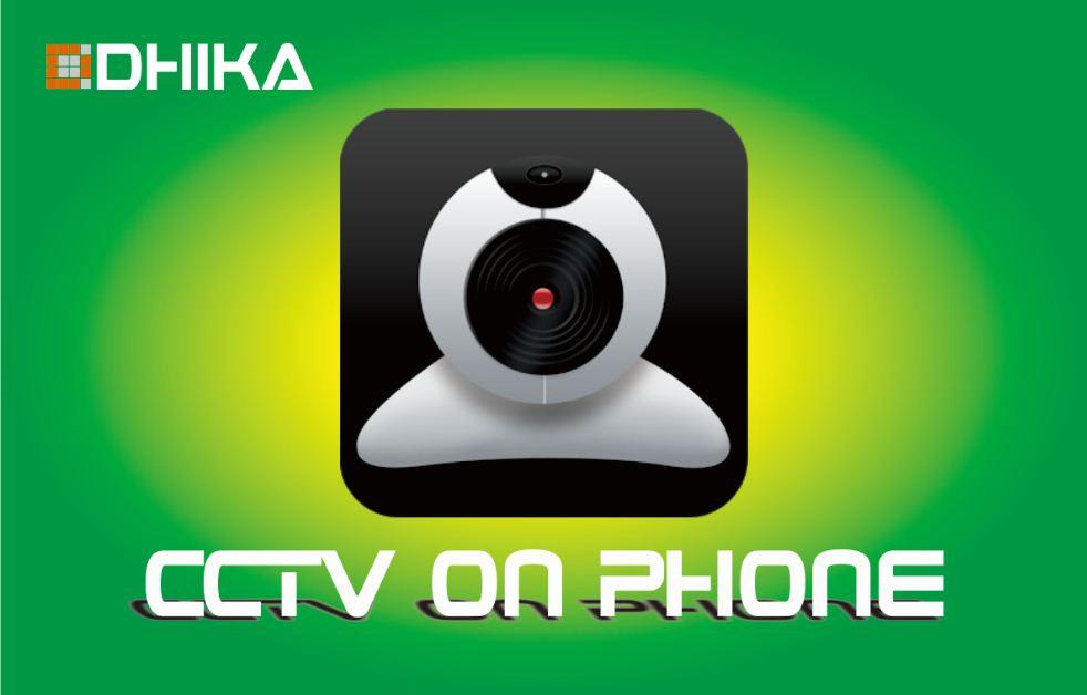 Cara Melihat CCTV Online Melalui Android